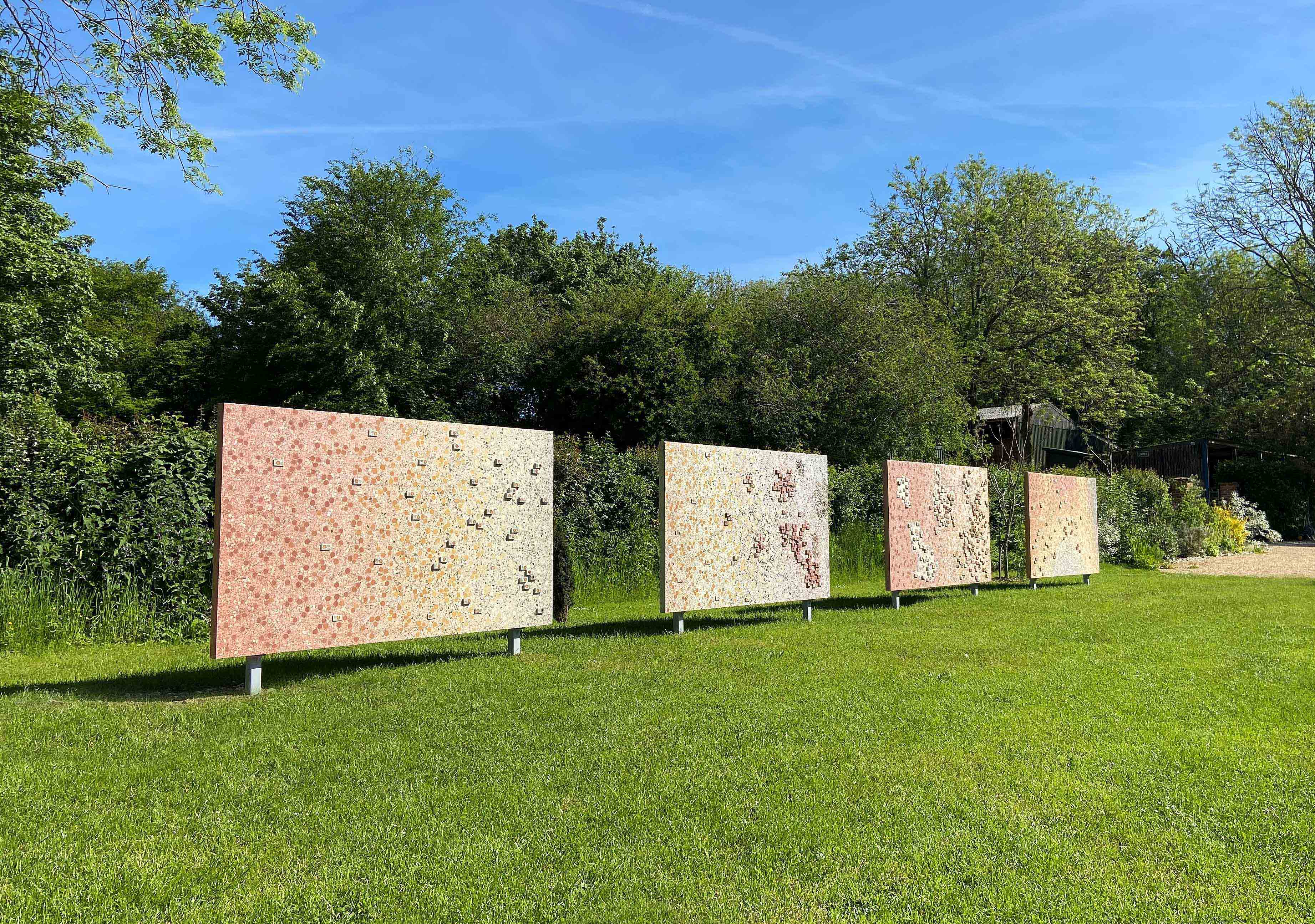 The Mutating Story exhibits at New Art Centre - Jacob Van Der Beugel