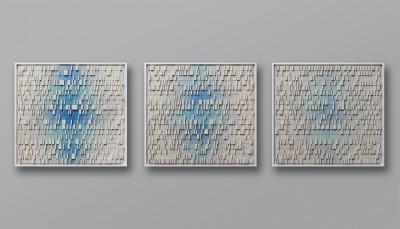 Disposition in Blue - Jacob Van Der Beugel